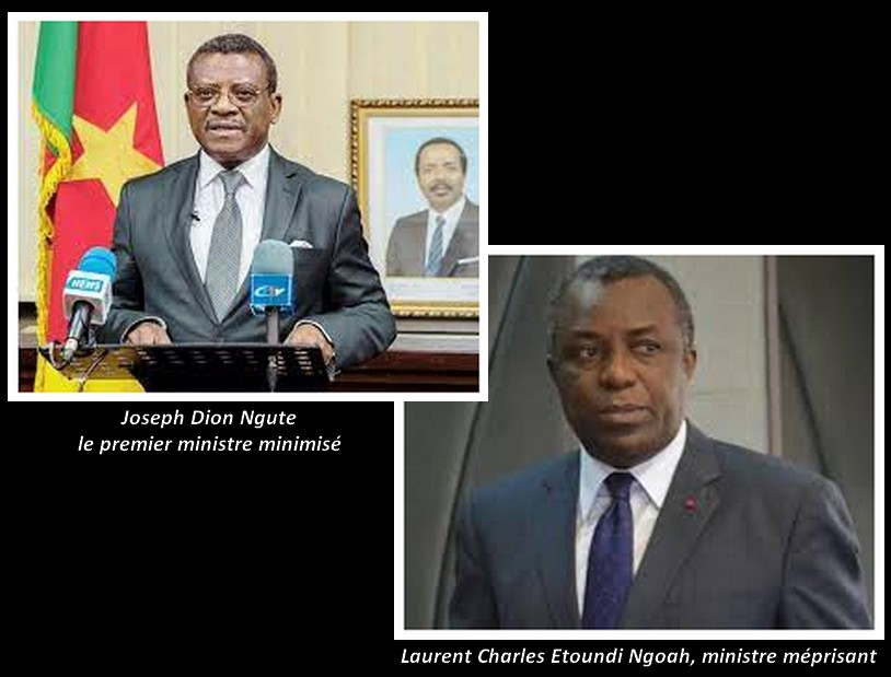 Dion Ngutte et LC Etoundi Ngoa